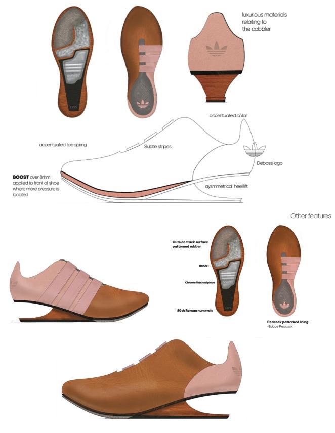 Final Shoe Concept