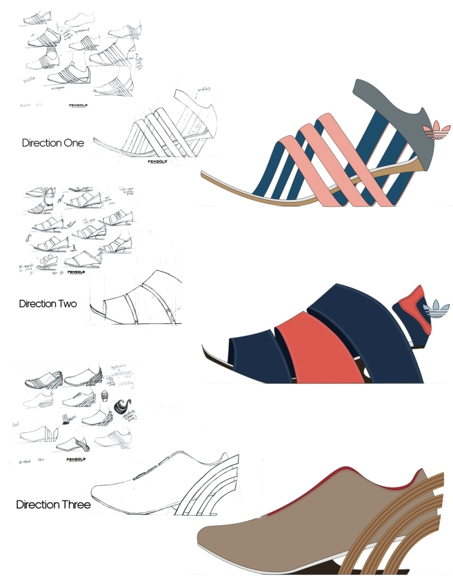 Shoe Ideation